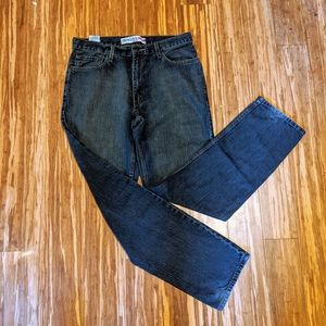 Mens Denizen Levi 34x34 Relaxed Jeans